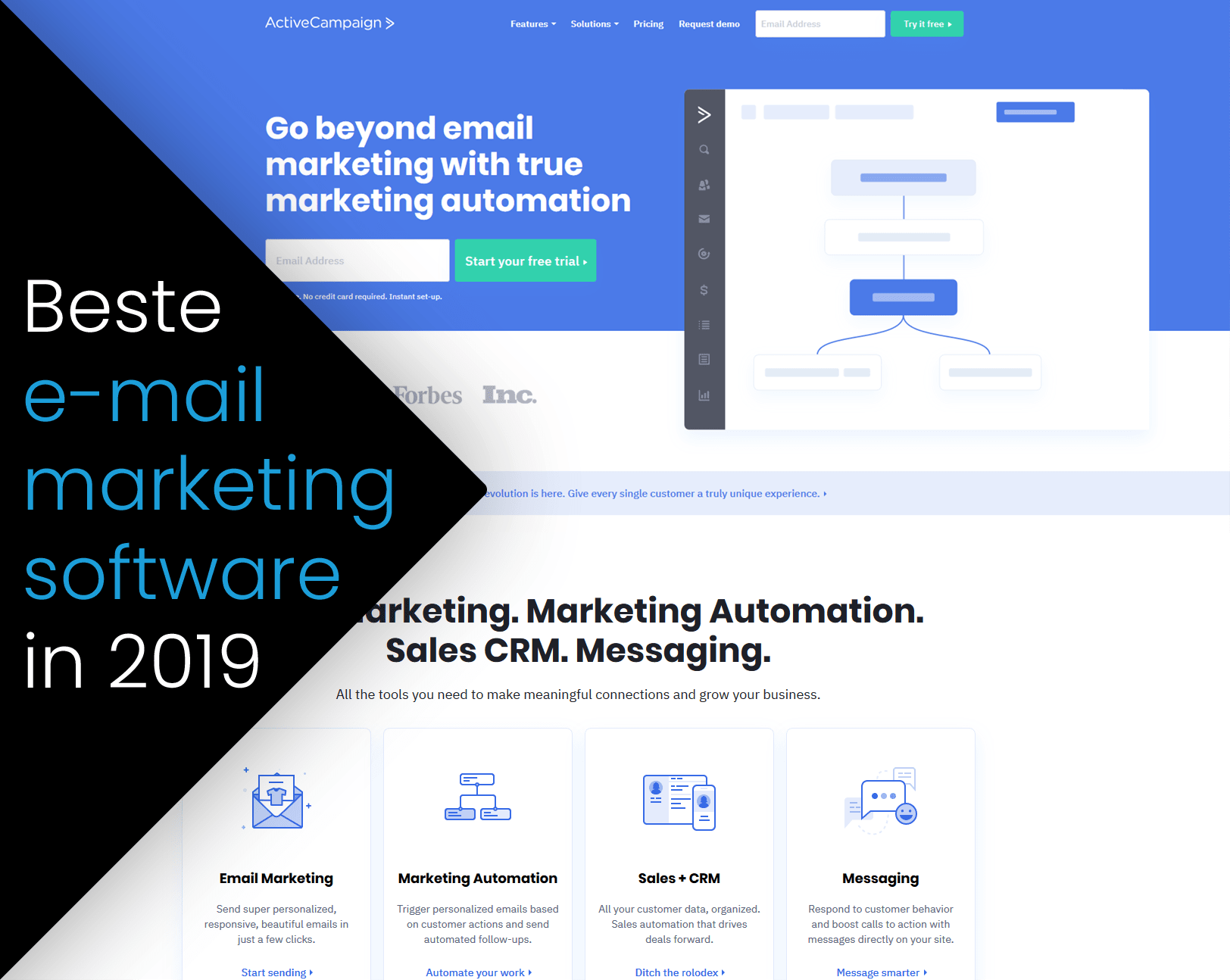 De beste e-mail marketing software in 2019