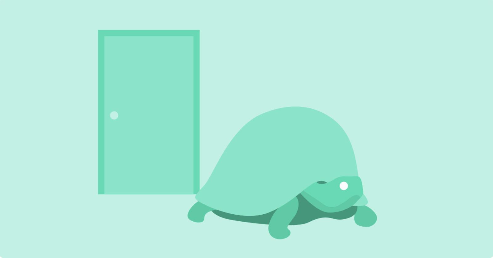 onderwerpregel-schildpad-deur