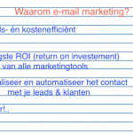 e-mail-marketing-voordelen