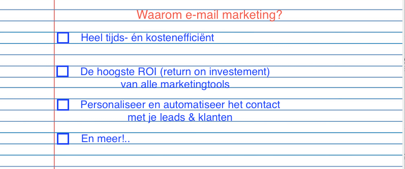 e-mail-marketing-voordelen