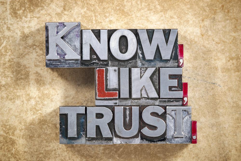 know-like-trust-funnel
