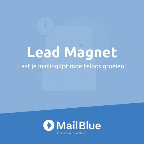 Marketingfunnel: lead magnet