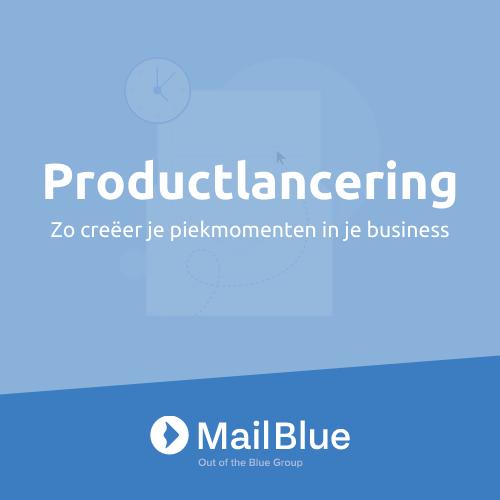 Productlancering funnel