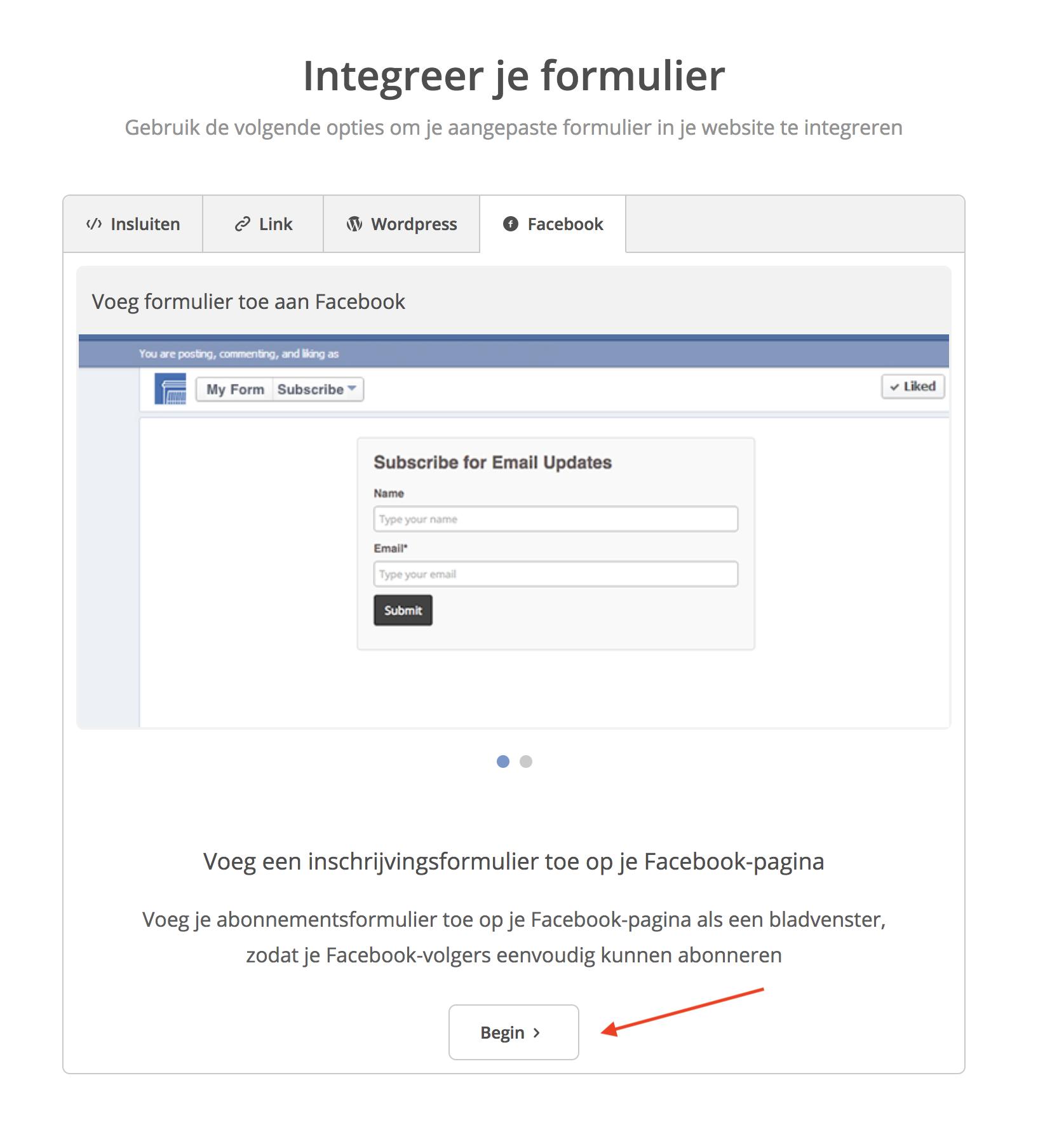 facebook formulieren 5